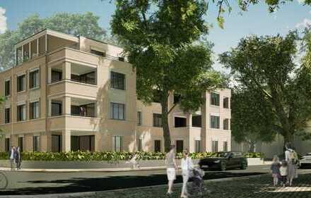 Wohnen an den Herrenhäuser Gärten - 3 Zimmer Neubau / Loggia