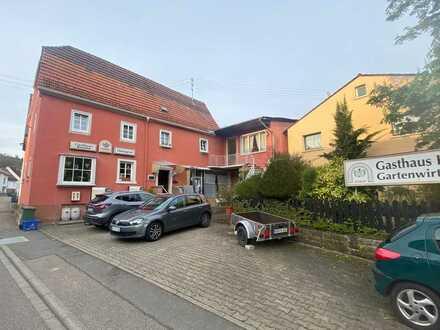 Wohnhaus mit Gaststätte/ Metzgerei in Mückenloch zu verkaufen