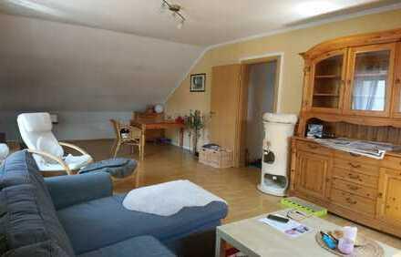 Schöne 3-Zimmer-Dachgeschosswohnung 75m² in Kleinostheim