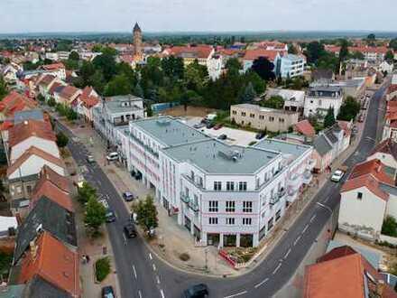 Noch zwei Ladenflächen ab 120 m² im neuen Gesundheitszentrum Zwenkau - Bezugsfertig ab Juni 2018