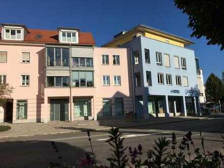 Für Kapitalanleger: Zentrale, vermietete Gewerberäume in Leutkirch!