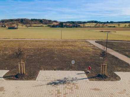 Baugrundstück mit einer Grundstücksgröße von 702 qm