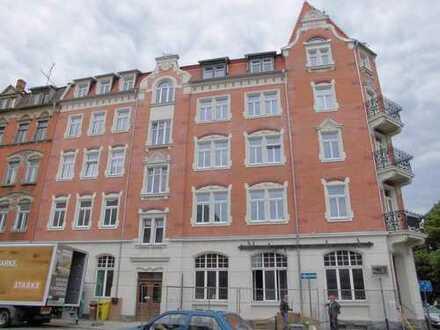 Moderne 2 Raumwohnung im Herzen von Löbau, 77m², provisionsfrei vom Eigentümer