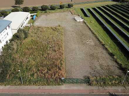 AUKTION: 4.424 m² Baugrundstück mit modernem Burogebäude bei Magdeburg