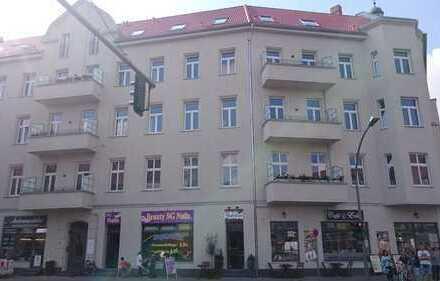 Schöne Wohnung in Pankow direkt neben Rathaus