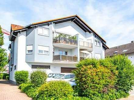 Erlensee: Vermietete & großzügige 3 Zimmer-Wohnung mit tollem Grundriss in gepflegter Wohnanlage