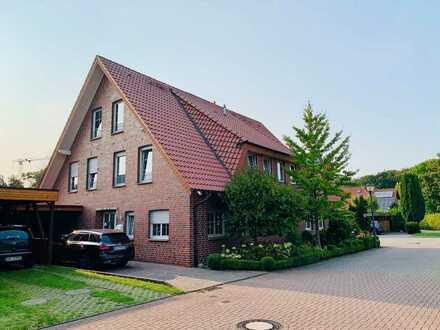 Großzügig wohnen in attraktiver Doppelhaushälfte mit Garten, 157m²