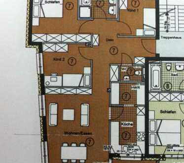 1.400 €, 100 m², 4 Zimmer