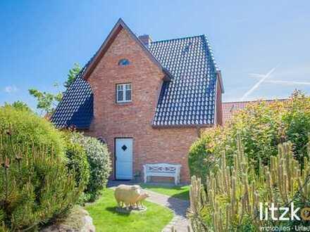 Geräumiges Einzelhaus in Keitum nahe Wattenmeer !