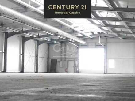 Hallen für Produktion und Gewerbe mit 26.945 m² Freifläche