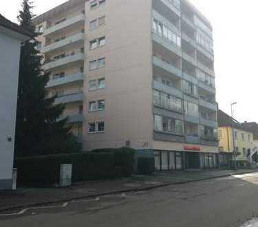 Sanierte 1,5-Zimmer-Wohnung mit Balkon und Einbauküche in Albstadt-Ebingen