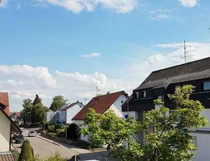 Große 5-Zimmer-Wohnung mit zwei Balkone in Baltmannsweiler