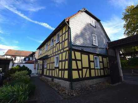 Idyllisches Fachwerkhaus im Herzen von Liederbach