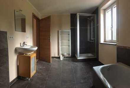 3-Zimmer-Dachgeschosswohnung mit 110 m² in Aresing