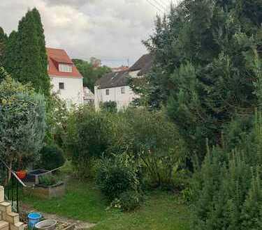 Wunderschöne 3-ZKB Wohnung mit Terrasse und Garten in Schlossnähe mit zusätzlichem Hobbyraum