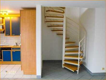 Tolle Maisonetten-Wohnung mit Terrasse!