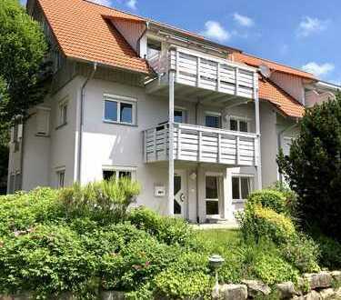 Ruhige 2,5-Zimmer-Erdgeschosswohnung in schöner Wohnanlage