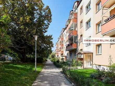 IMMOBERLIN: LUXUS-Sanierung! Wohnung in beliebter Ruhiglage