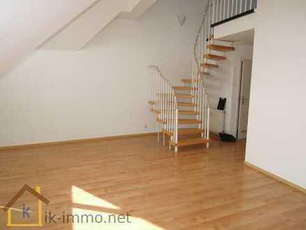 PROVISIONSFREI!! Wunderschöne Maisonette-Wohnung mit Blick über Bruchköbel zu verkaufen