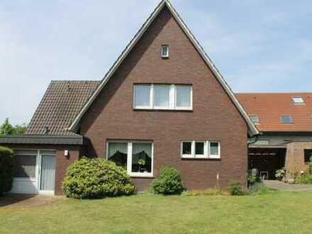 Einfamilienhaus mit Doppelgarage, Dorfrandlage!!!