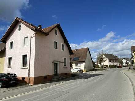Wieder zu haben!Haus mit Potenzial in der schönen Bodenseeregion.