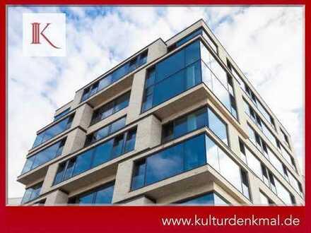 Die ganz besondere Anlage   Spektakulärer Neubau - aktuell die wohl attraktivste Lage der Stadt