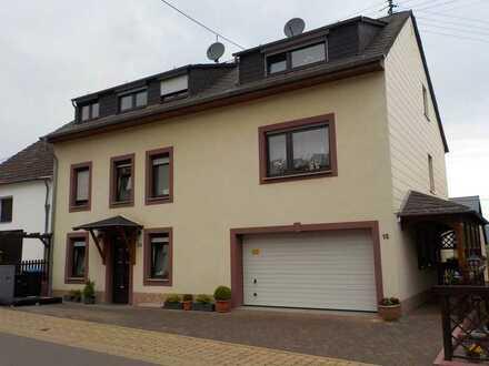 Haus in Oberbillig mit Garage und Kellerbar