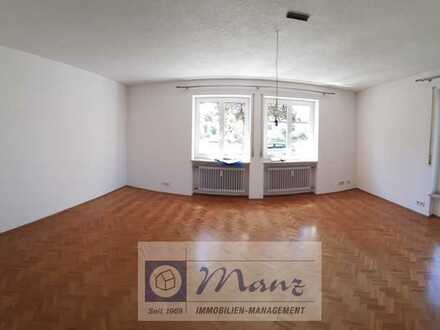 Vermietung 4,5 Zimmerwohnung im Erdgeschoss mit Terrasse und Balkon in Radolfzell