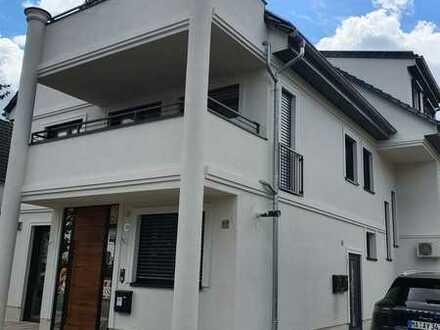 Erstbezug: stilvolle 3,5-Zimmer-Wohnung mit 2 Balkonen in MA-Neuhermsheim