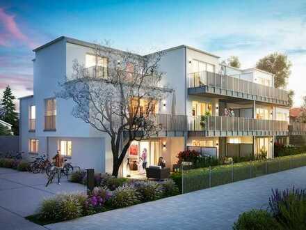+++ Perfekt geschnittene Neubauwohnung in super Lage mit großer Terrasse+++