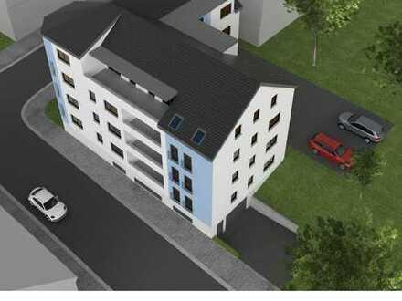 Erstbezug 2020 - Fünfraumwohnung mit Dachterrasse
