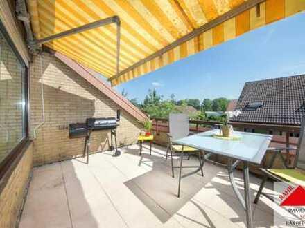 Sonnenverwöhnte Dachgeschoss-Galerie-Wohnung mit Weitblick