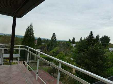 4 Zimmer Maisonettewohnung mit Balkon und Weitblick