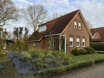 Schnuckeliges gepflegtes Einfamilienhaus mit Garage in Großefehn, Timmel