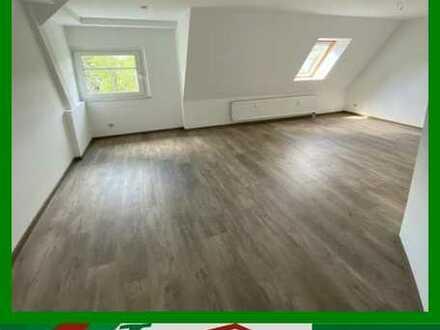 Wohnung im DG - Seniorengerechtes Wohnen - NEU SANIERT!