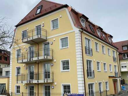 Erstbezug: exklusive 5-Zimmer-Wohnung mit Balkon in Bayern - Regensburg