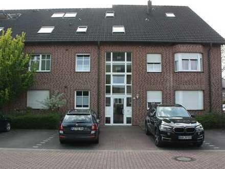 Gepflegte 4-Zimmer-Wohnung mit Balkon und Einbauküche in Bocholter Norden