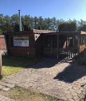 Tolles Mobilheim mit Terrasse zum kleinen Preis