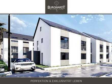Darmstadt - Wixhausen: 3-Zimmerwohnung im Erdgeschoss mit Gartenanteil & Terrasse