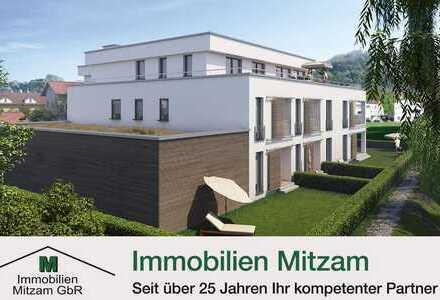 Wohncarré SULZPARK: Neubau 1,5-Zimmer-Erdgeschoss-Whg. in Traumlage von Beilngries (provisionsfrei)