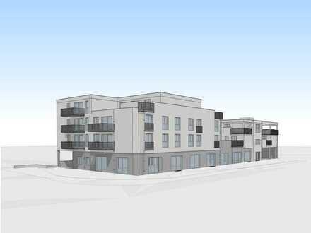 Hochwertige Neubau-Gewerbefläche im Teileigentum