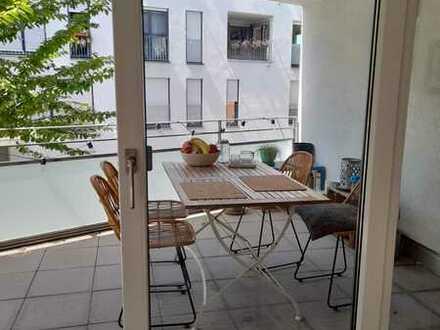 Helle, neuwertige 2 Zimmer-Wohnung im Kreuzviertel