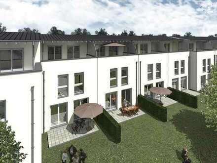 Haus | 4-5 Zimmer | 157 qm | Garten + Terrasse im EG + Dachterasse | 2 Bäder | Garage | Einbauküche