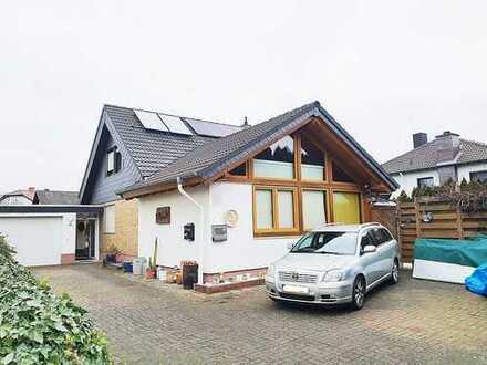 Roxheim – Einfamilienhaus mit ELW in zentraler Lage!