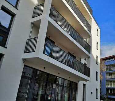 Moderne Single Wohnung - Neubauobjekt an der Spree, möbliert mit Dachterrasse