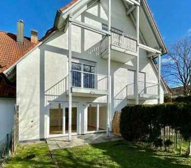 Wohnung mit Garten und Tiefgarage in Gersthofen-Hirblingen