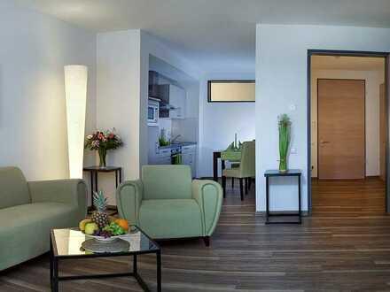Artis Service-Wohnen für Senioren am Petersberg - Wohnungtyp A Miete