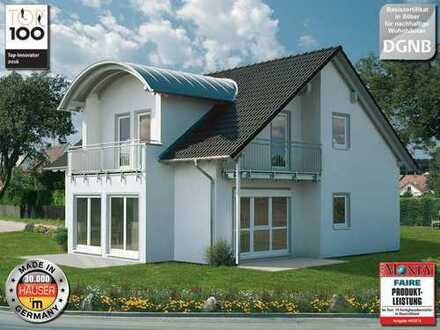 Ihr Traumhaus - Raumaufteilung und Ausstattung bestimmen Sie!