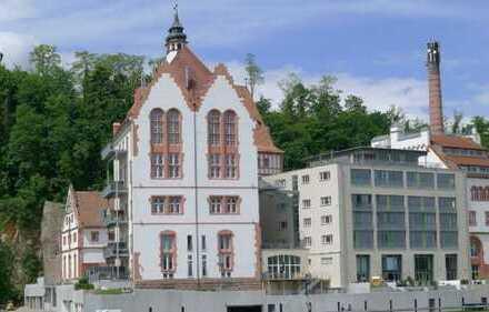 Exklusive 2-Zimmer Loft-Wohnung mit Terrasse und zwei Stellplätzen - zum 01.12.