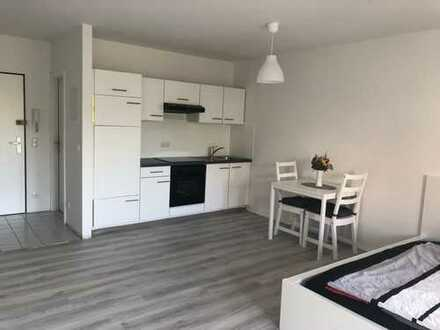 Schöne, teilmöblierte 1-Zimmer-Wohnung in Speyer, Kernstadt-Süd